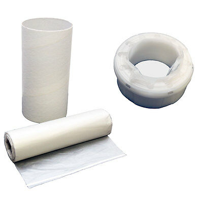 DIY Sangenic Nappy Bin Refill kit - Refill Your own and save $$ - BIODEGRADABLE