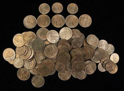 LOT GREAT BRITAIN HALF PENNIES AND PENNIES Lot 286