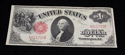 SERIES 1917 LARGE ONE DOLLAR UNITED STATES NOTE Lot 567
