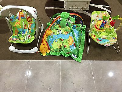 Fisher Price Rainforest Swing For Sale