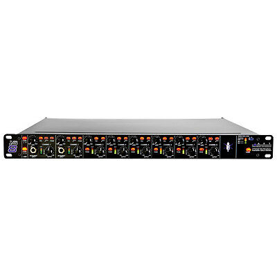 ART TubeOpto8 8-Channel Tube Mic Preamp with ADAT I/O DEMO