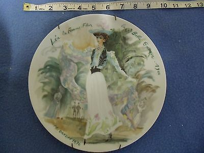 LOT OF 4 D'Arceau Limoges WOMEN OF THE CENTURY  NO BOXES  ON HANGERS