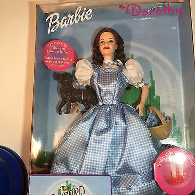 Wizard of Oz Barbie as Dorothy 2000 Doll