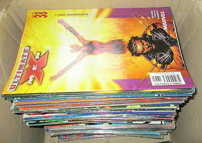 lot de 135 comics en VO (en anglais)