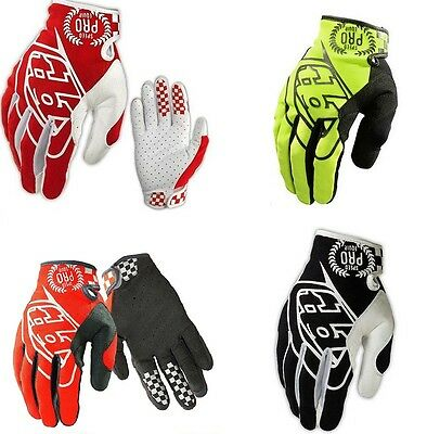 New Outdoor Racing Motorcycle Cycling Bicycle MTB Riding Full Finger Gloves
