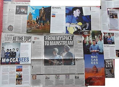 The Maccabees : Cuttings Collection
