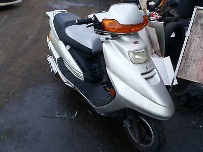 mangles 125 cc scooter for spares or project , 55 plate