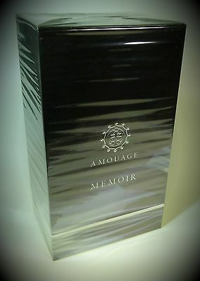 Amouage Memoir Man Eau de Parfum (EdP) Spray 100 ml