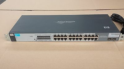 HP ProCurve 1400-24G J9078A 24 Port Gigabit Ethernet Switch with warranty