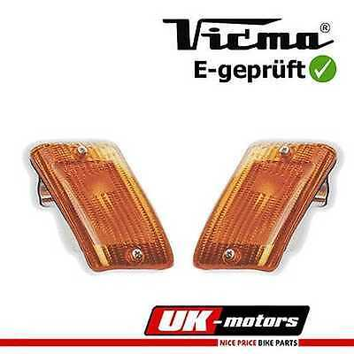PAAR Turn signal rear left + right Piaggio/Vespa PK 50 XL2