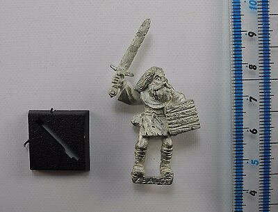 MORDHEIM WITCH HUNTER ZEALOT Metal Unpainted Mordhiem Warhammer 1990s 40