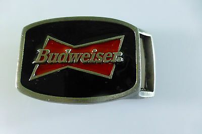 American Legends Foundry Belt Buckle BUDWEISER Special Edition 1 of 7500 XBW-1