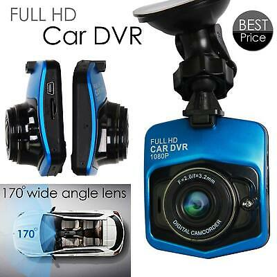 1080P HD Car DVR Dash Camera Video Cam Recorder G-Sensor Night Vision UK