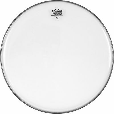 Remo Ambassador Clear Drum Head Skin. Various sizes available incl' Bass Drum