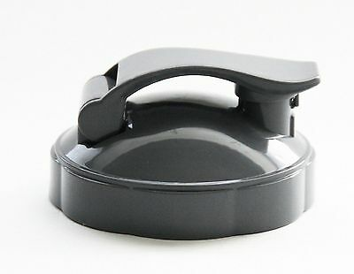 Replacement Flip Top To Go Lid Fit with Gasket for Nutribullet 600/900w Cups