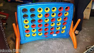 Giant Connect 4 - Great for Bouncy Castle Business