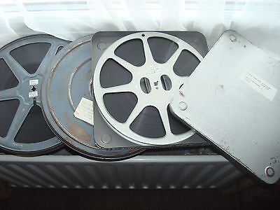 16mm Films 2 x 400ft and 2 x 800ft see description