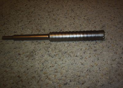 """POWERS REBAR CUTTER PN 0853 1"""" x 12"""" X 1/2"""" SHANK for Rotary Drill NEW IN TUBE"""