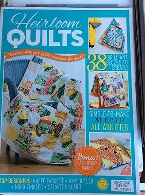 Heirloom Quilts Book