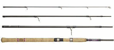 Berkley Phazer Pro II Spin 2 4 piece 7ft 8ft 9ft Fishing Rod