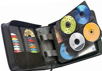 Case Logic clcdw320 CD Wallet Holds 320 CDs or 160 with Booklets