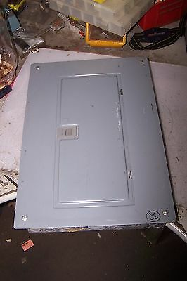 Square D 125 Amp Main Lug Qo Load Center 240 Vac 1 Phase 24 Circuit