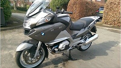 2012 Bmw R 1200 Rt Mu Grey