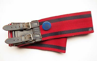 British Army Royal Engineers Stable Belt