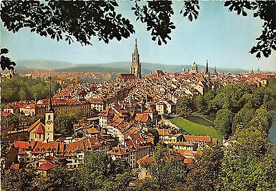 BR059 General view of city bern Berne  switzerland