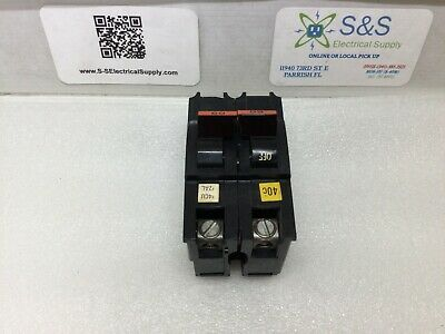 FPE Federal Pacific Stab-Lok NA NA260 60-Amp 2-Pole 60A 2P Circuit Breaker THICK