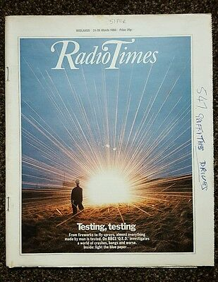 Radio Times 24-30 March 1984