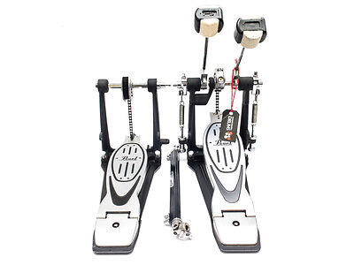 Pearl Double Bass Drum Pedal & Case