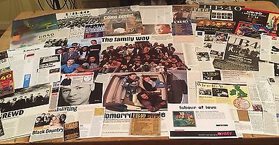Ub40 / Ali Campbell -Cuttings/ Clippings