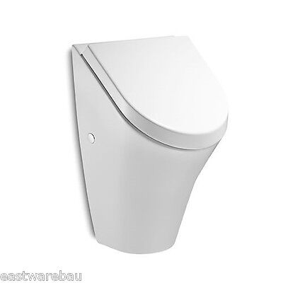 Roca Urinal Nexo - Run to/Ablauf from the rear Lid SoftClose Automatic lowering