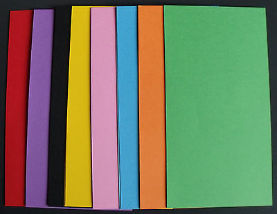 Cricut Card  - Pack Of 40 Sheets Assorted Bright Colours