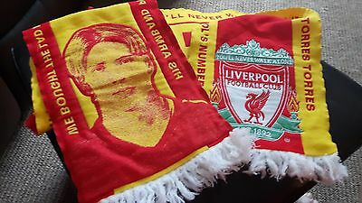 Liverpool Scarf - TORRES - Red