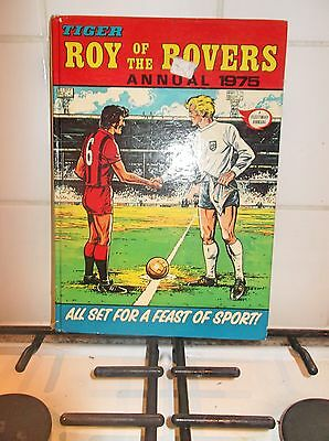 roy of the rovers annual 1975
