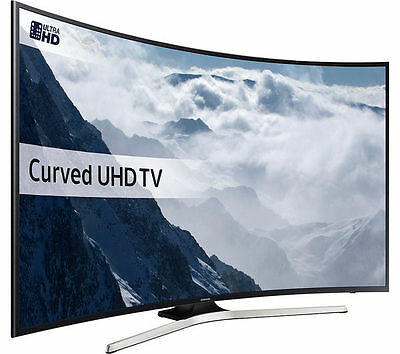 "Smart TV Samsung UE55KU6100 55"" 4K Ultra HD LED Wifi Curva CURVED SMART 1300HZ"