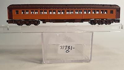 Z Scale AZL 71731-0 MILW Rd Paired Window Passenger Coach Car