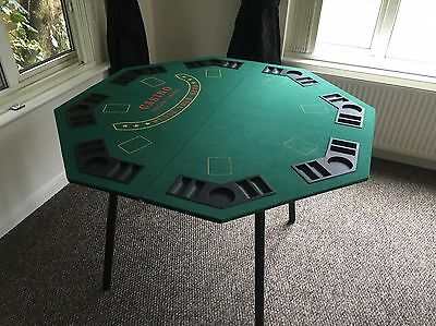 Poker Table Top & Table