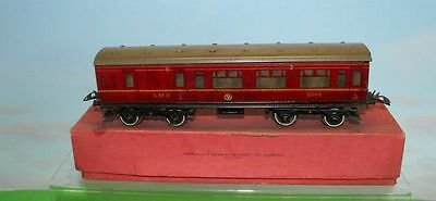 Hornby Series No 2 Corridor Coach Brake Composite C575 Boxed