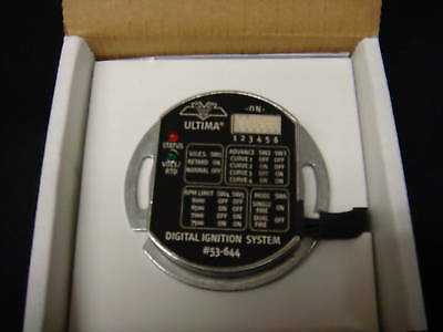 Ultima Programmable Ignition Module for Harley Sportster Models