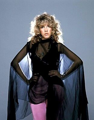 Stevie Nicks Fleetwood Mac Rock Band Singer Music Still 8X10 Photo Photograph #5