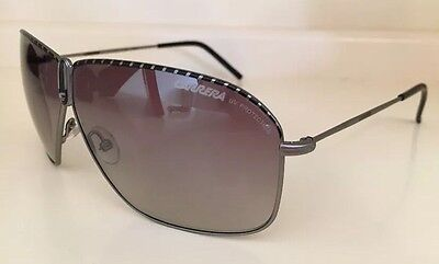 Brand New Carrera Funky DMO Silver Sunglasses With Case