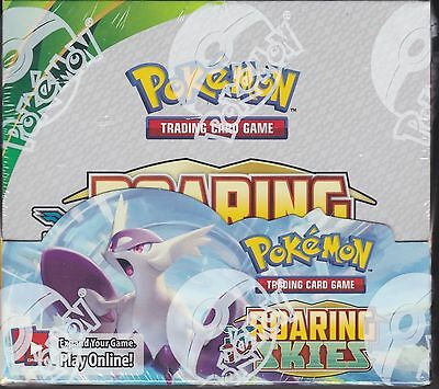 Pokemon Roaring Skies Booster Box Sealed 36 Packs English! In Stock