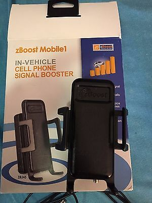 zBoost ZB245 Mobile 1 Cell Phone Signal Booster
