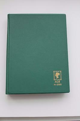 GB  MNH Collection of Stamps in Ace stockbook Unused Face Value £53