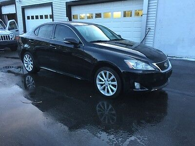 2010 Lexus IS IS 250 AWD 6-Speed Sequential 2010 Lexus IS IS 250 AWD 6-Speed Sequential