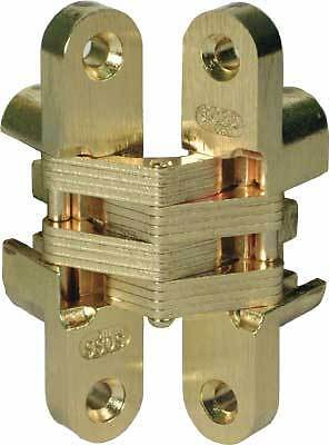 18 SOSS INVISIBLE HINGES, Soss Hinge 212, for 28-34 mm door thickness*half price