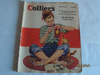 Colliers, The National Weekly 1948